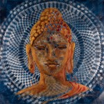 boeddha 70 x 70